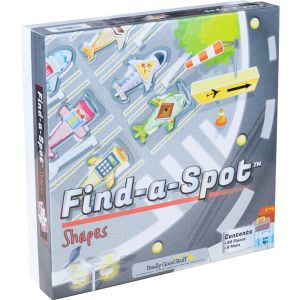 Find A Spot Shapes - 1 game