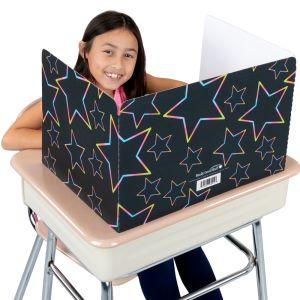 Standard Neon Pop Privacy Shields™  - Set Of 12 - Matte