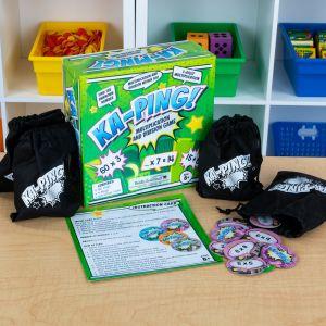 KA-PING! Multiplication And Division Game - 1 game