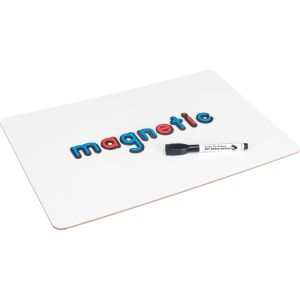 """18"""" X 12"""" Large Magnetic Dry Erase Board - 1 board"""