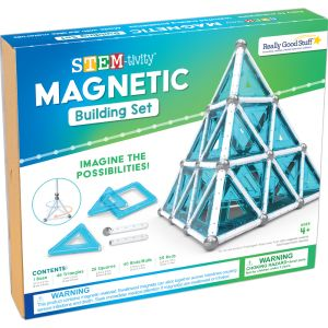 STEM-tivity Magnetic Building Set
