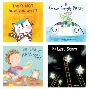 Social-Emotional Learning Book Set of 4