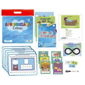 Juego de Aprendizaje Exitoso K (Spanish Learning Success Kit - Kindergarten)