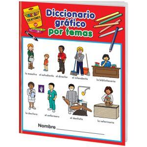 Diccionario grafico por temas (Spanish Themed Picture Dictionaries) - 12 dictionaries