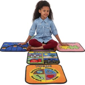 Carpet Story Steppers™ - 6 rugs