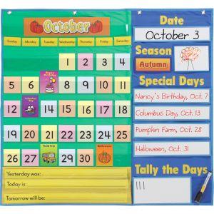 Today's Calendar Pocket Chart™