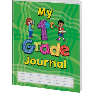 Softcover My First Grade Journals - Set Of 12