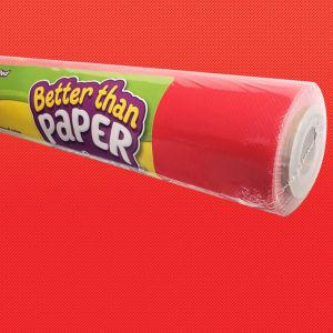 Better Than Paper Bulletin Board Roll Red - 1 roll