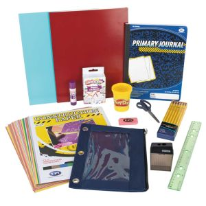 Individual Student Supplies Kit  Elementary - 1 multi-item kit