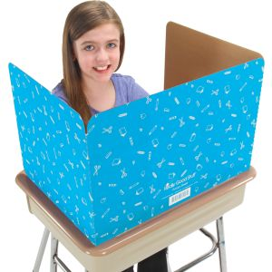 Large Privacy Shields - Set of 12 - Turquoise - Matte