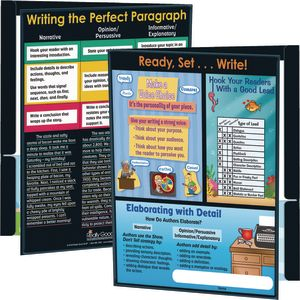 Intermediate Writing Resource Folders - 12 folders