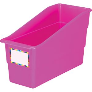 Durable Book and Binder Holder - Single 1 bin