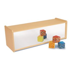 Environments® Infant Storage Shelves with Acrylic Mirror on Back