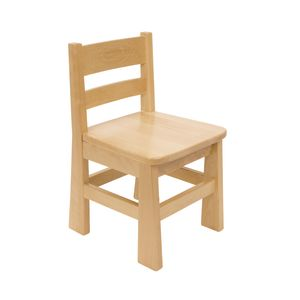 "Environments® Two 12"" Hardwood Chairs"
