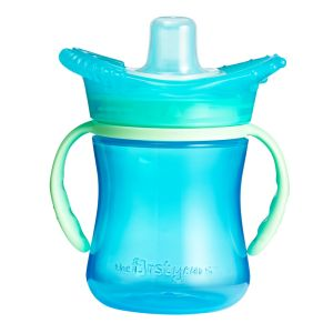 Teethe Around Sensory Trainer Sippy Cup, 7oz - Blue
