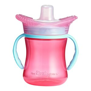 Teethe Around Sensory Trainer Sippy Cup, 7oz - Pink