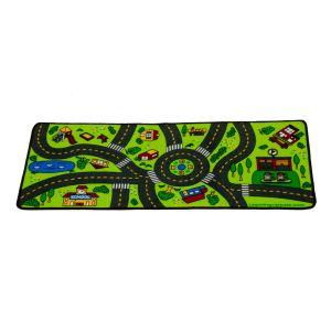 Playful Road Play Carpet