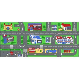 City Life (Value Size) Play Carpet