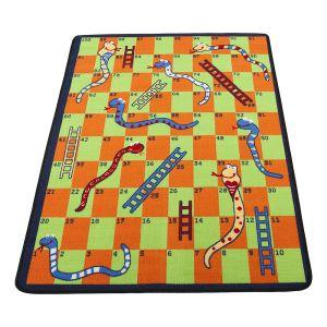 Snakes & Ladders Rug