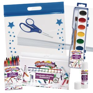 Colorations® Deluxe Single User Supply Pack