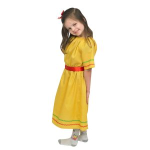 Mexican Girl Costume