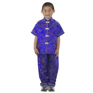 Asian Boy Costume