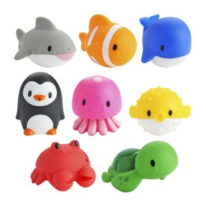 Ocean Squirts - Set of 8