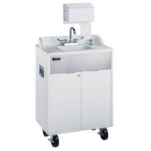 Titan PRO 1 Portable Indoor/Outdoor Hot Water Handwashing Sink