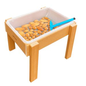 Outdoor Sand and Water Table with Drain - Small