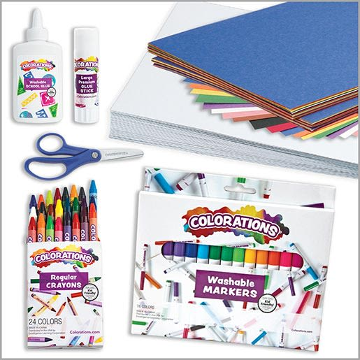 Cutting & Coloring Kit