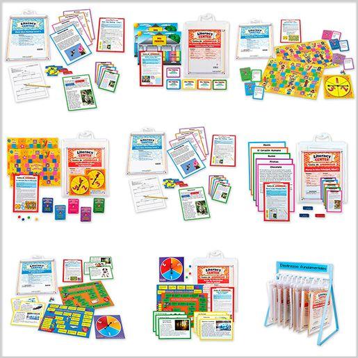 Dual Language Comprehension Literacy Centers: Grades 2-3
