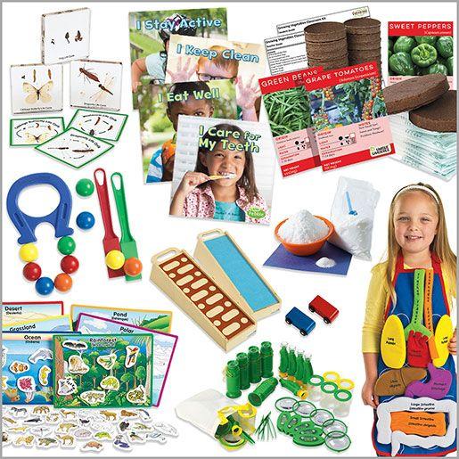 ECERS Activities #25 Nature & Science