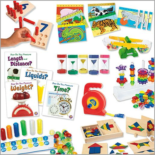 ECERS Activities #26 Math & Numbers