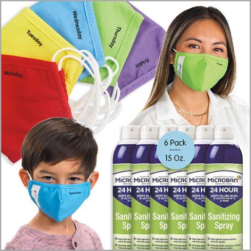 Microban Protection Kit