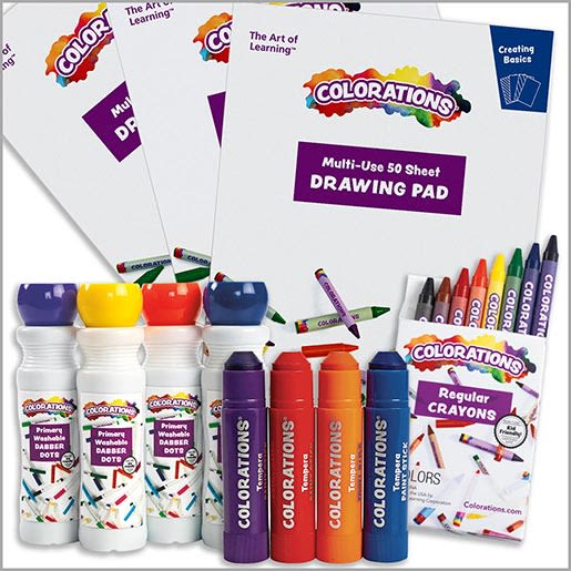 My First Drawing Kit
