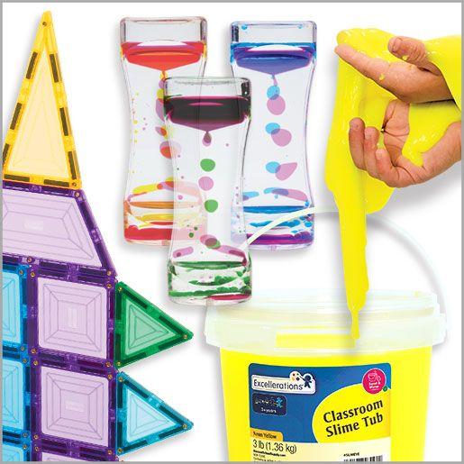 sensory toy gift bundle