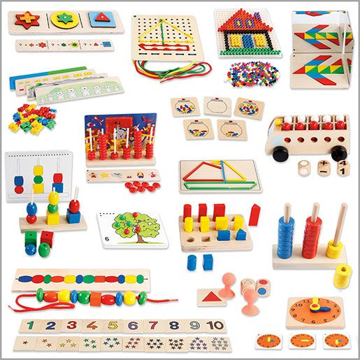 Toys for Life Math and Manipulatives