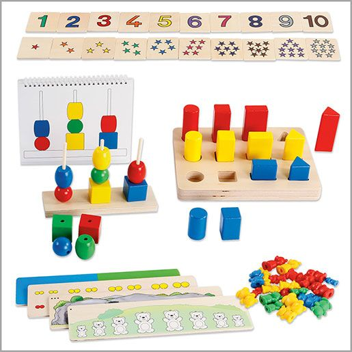Toys for Life Math Bundle