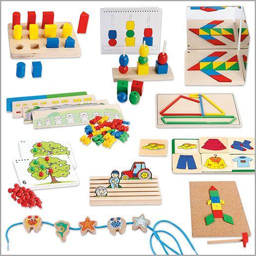 Toys for Life Starter Sets