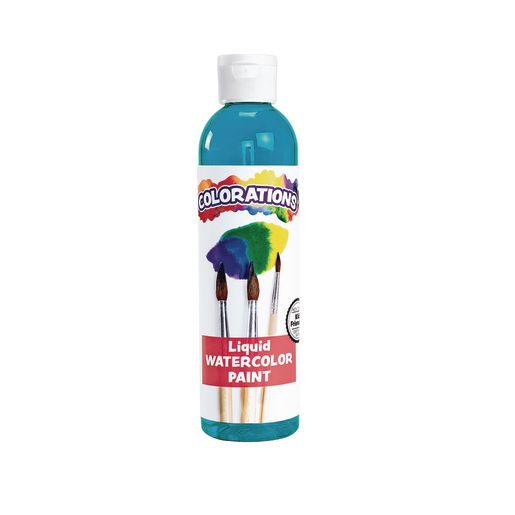 Colorations® Liquid Watercolor Paint, 8 oz.