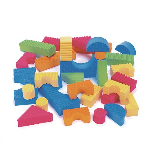 Textured Sensory Blocks