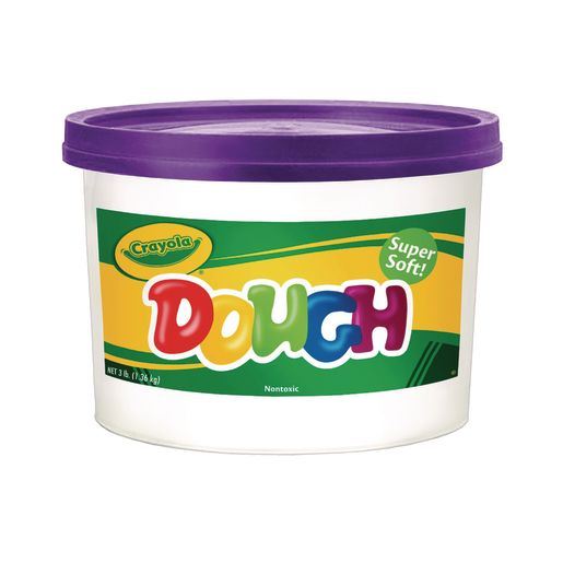 Violet Crayola® Dough - 3 lbs.