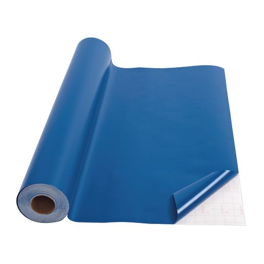 """Blue Con-Tact® Repositionable Cover - 18""""W x 60'L"""