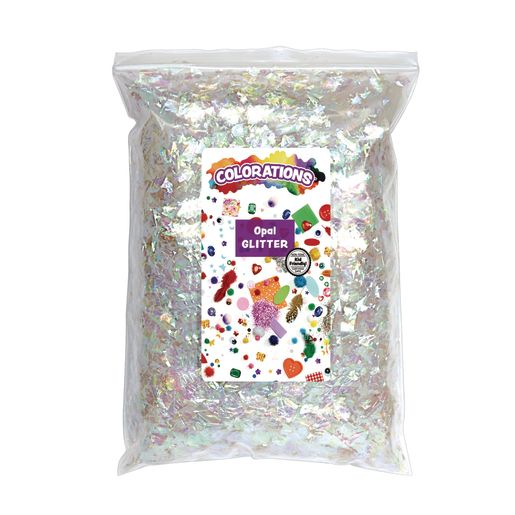 Colorations® Opal Glitter - 6 oz.