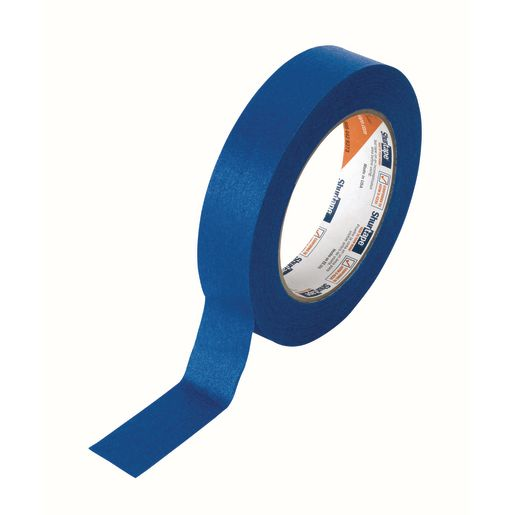 "Blue Masking Tape, 1""W x 60 yds."