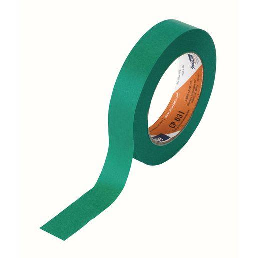 """Green Masking Tape, 1""""W x 60 yds._0"""