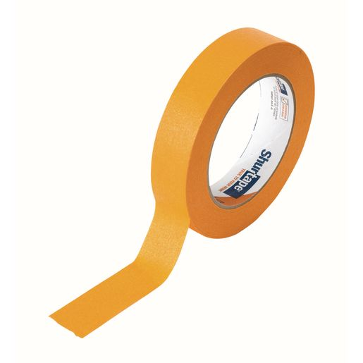 "Orange Masking Tape, 1""W x 60 yds."