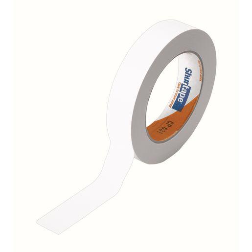 """White Masking Tape, 1""""W x 60 yds._0"""