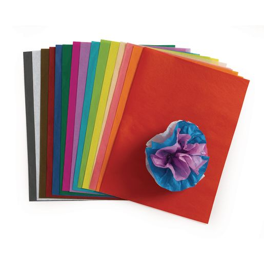 "Spectra® Art Tissue Paper, 12"" x 18""  - 50 Sheets"