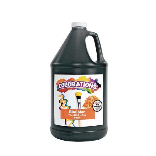 Image of BioColor Paint, Black - 1 Gallon